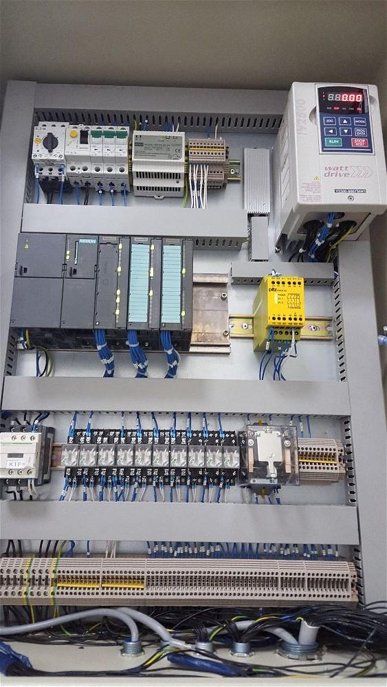 Control Panel - Automation Dumper Lifter