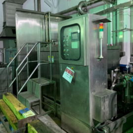 Chemical Mold Auto Cleaning Machine-We Design & Built